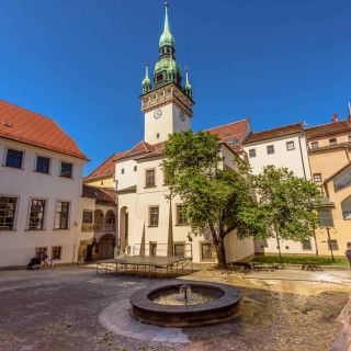 Stará radnice Brno - Nádvoří Staré radnice