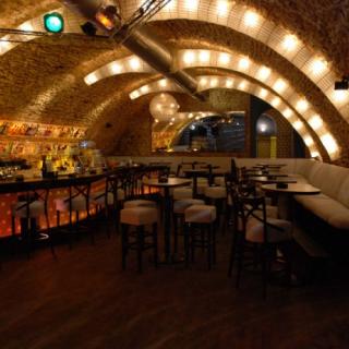 Nebe Cocktail & Music Bar Václavské náměstí