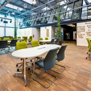 Impact Hub Brno - Open space