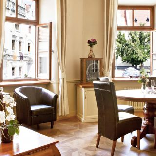 Hotel Nautilus a restaurace Goldie - Prezidentské apartmá