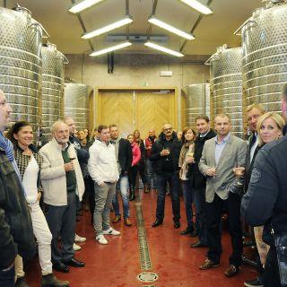 Zámecké vinařství Johann W nabízí vedle vinařského programu NOVĚ i komfortní ubytování!