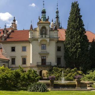 Průhonický zámek