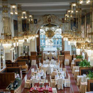 Obecní dům - Francouzská restaurace Art Nouveau