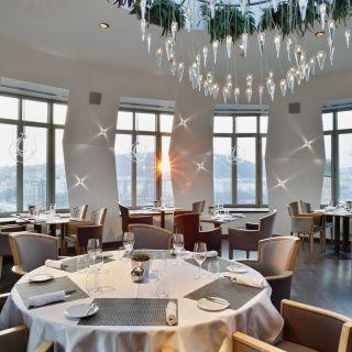 Dancing House Hotel - Restaurace Ginger & Fred