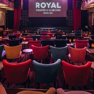 ROYAL - Theatre & Club Chic