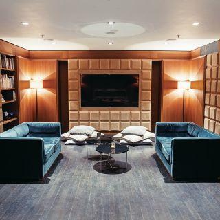 The Emblem Hotel - The Salon