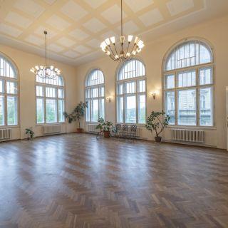 Národní dům na Smíchově - Zasedací místnosti