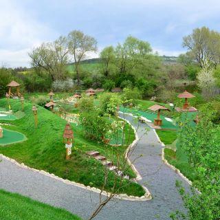 Resort Svět - Putting-golfové hřiště