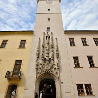 Stará radnice Brno - Věž Staré radnice