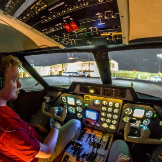 Letecký simulátor L410