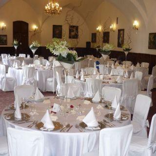 Hotel Štekl - Restaurace Pánů z Růže