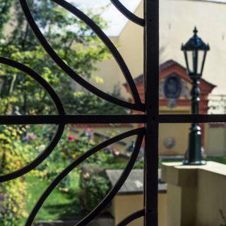 Hartigovský palác - Hartigovská zahrada