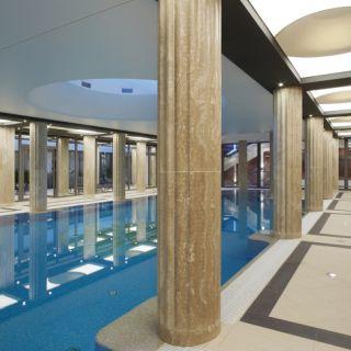 ALEXANDRIA**** Spa & Wellness hotel - Wellness centrum Hotelu Alexandria v Luhačovicích