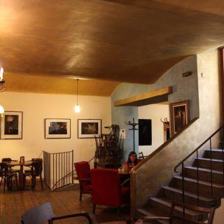 Kavárna Velryba