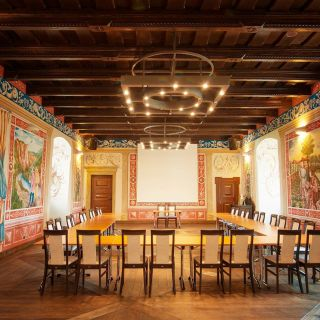 Hotel Zámek Valeč - Historický sál