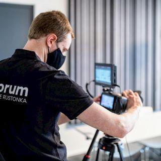 enforum - Zasedací místnost