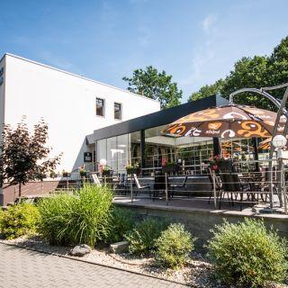 Restaurace a penzion Zděná bouda - Párty stan