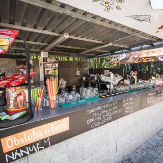 Restaurace a penzion Zděná bouda - Gril bar