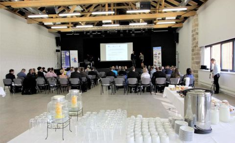 Konferenční sál Dřevník