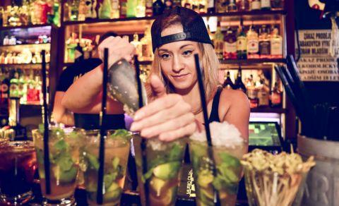 Déjávu music bar Prague