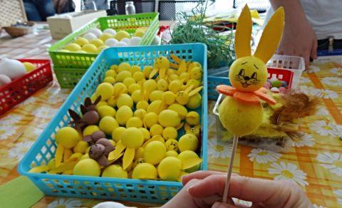 Velikonoční kreativní dílna