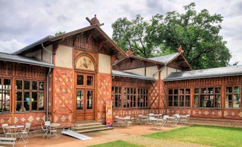Historická kuželna se sálem