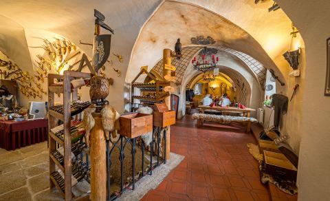 Středověká restaurace