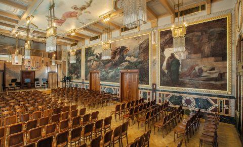 Grégrův sál