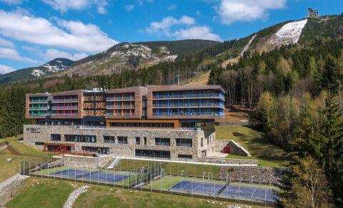 Wellness hotel VISTA**** , horský resort Dolní Morava