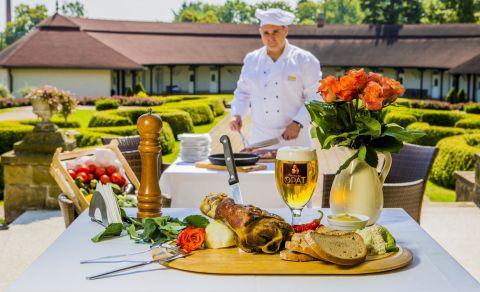 Restaurační prostory VEBA HOTEL RESORTu