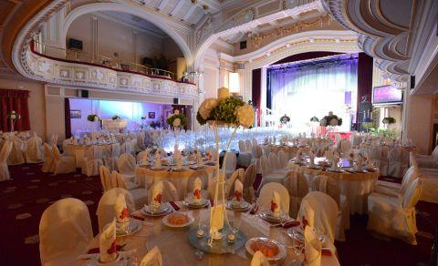Konferenční sál Zlatá Husa