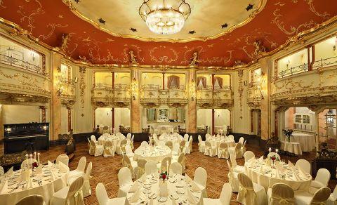 Grand Hotel Bohemia Prague