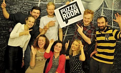 Puzzle Room - únikové hry