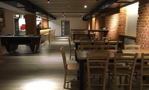 Restaurace a pivnice