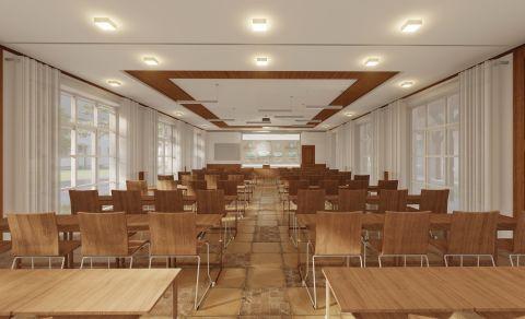 Konferenční sál u Pekaře