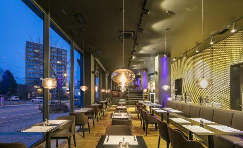 Restauace Zlatý Kohout