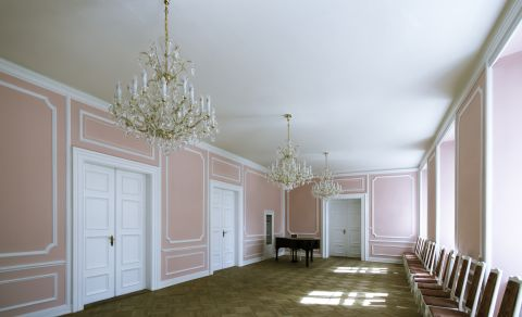 Růžový sál