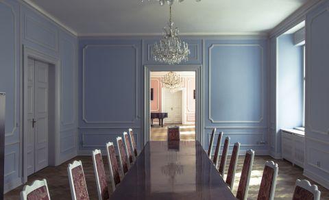 Modrý sál