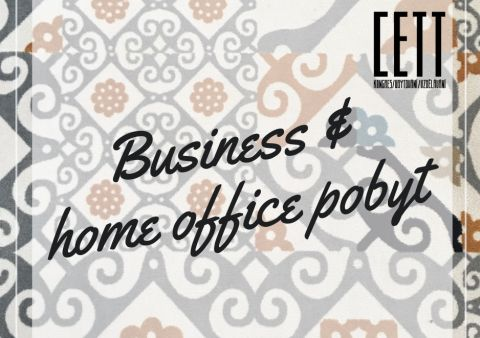 Business pobyt & home office
