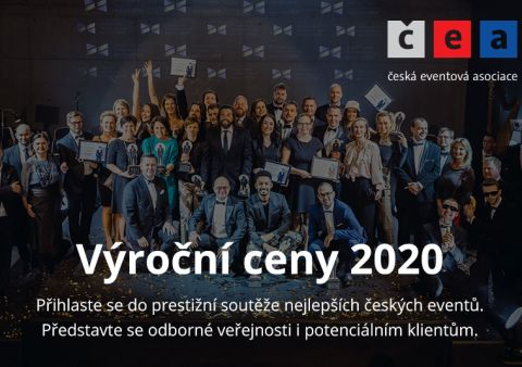 Přihláška na Výroční ceny ČEA 2020