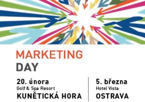 Východočeský a Ostravský Marketing Day = den nabitý novinkami a inspirací