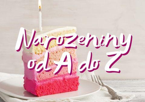Jak naplánovat dětskou narozeninovou oslavu pro děti od A do Z