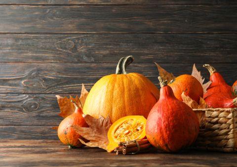 Ekologické podzimní dekorace