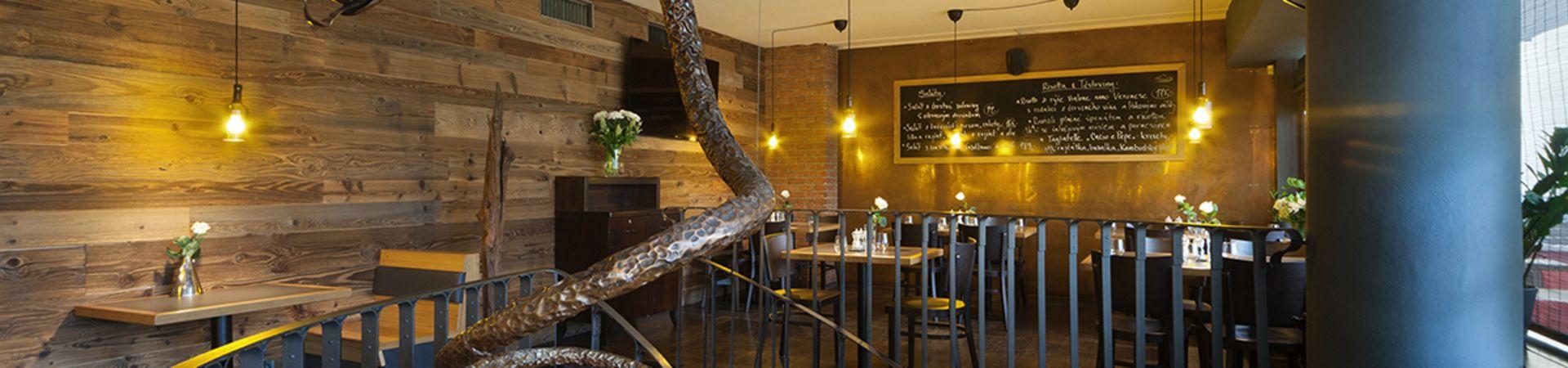 Infinity Restaurant & Music Bar