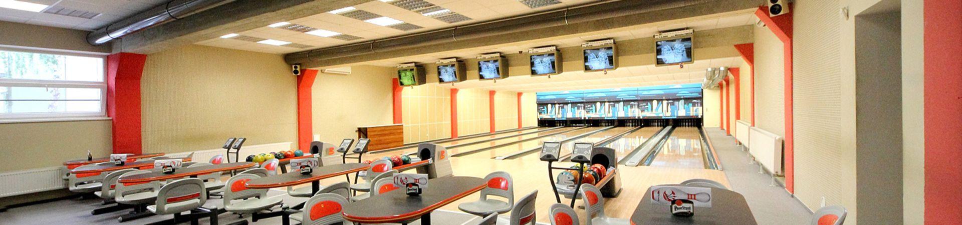 S CENTRUM Benešov - Bowling bar S centrum Benešov