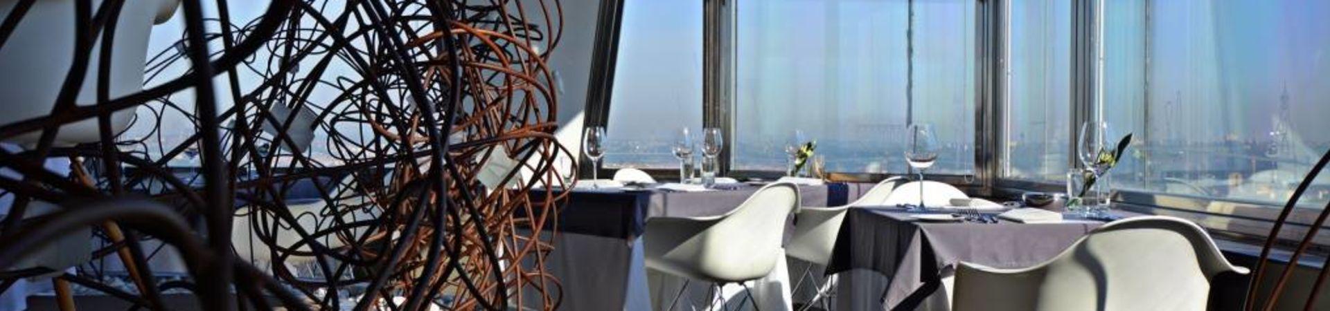 Tower Park Praha - Restaurace Oblaca