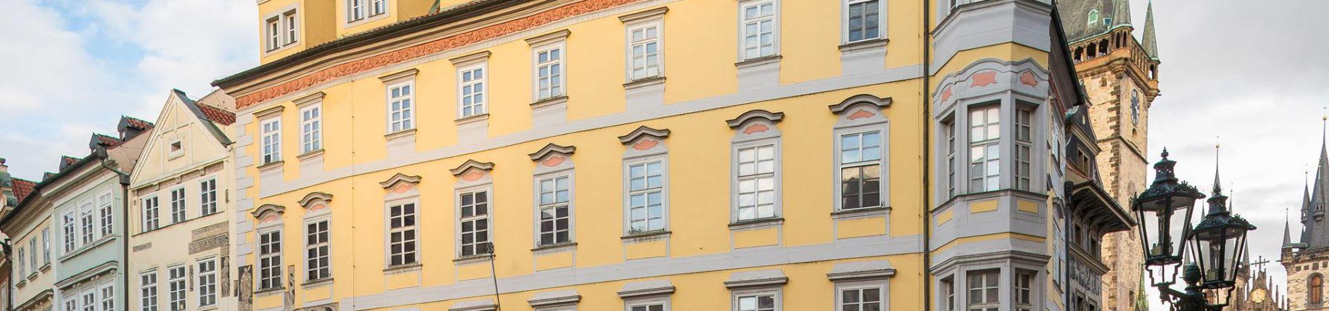 Pražské kreativní centrum - Patro Minuta
