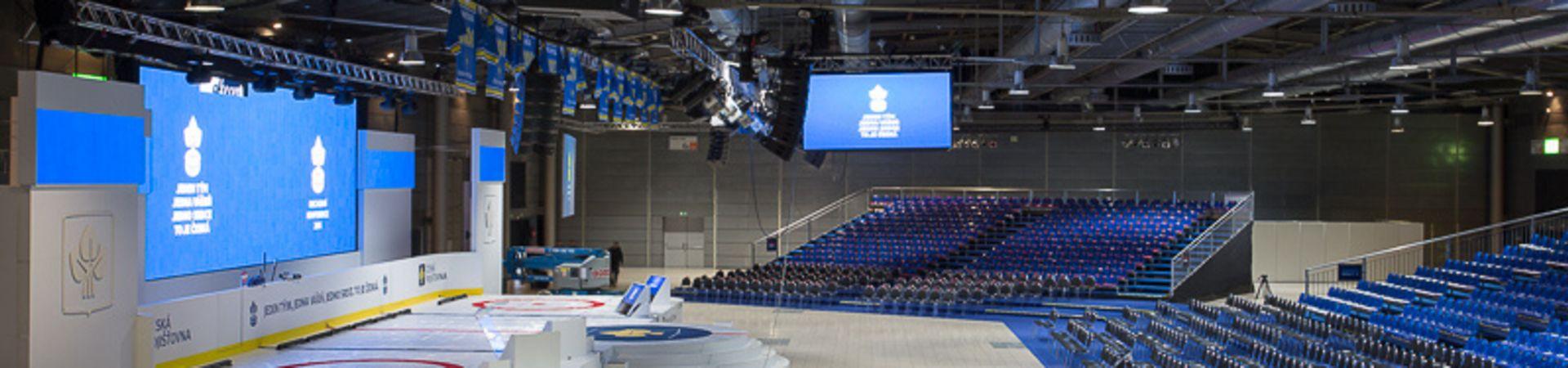 Kongresové prostory - Veletrhy Brno