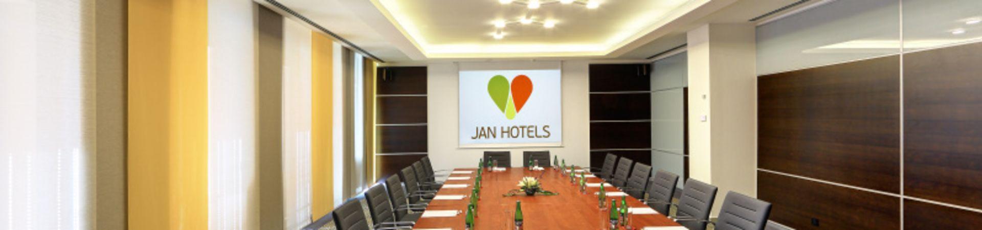 Hotel Duo / Jan Hotels - Konferenční místnost Zurich