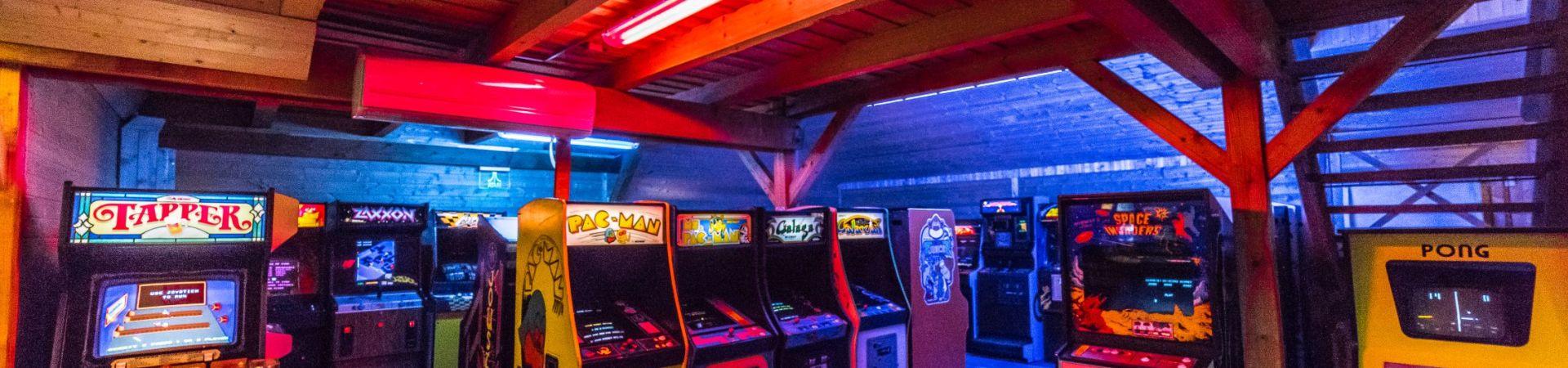 Arcade Hry